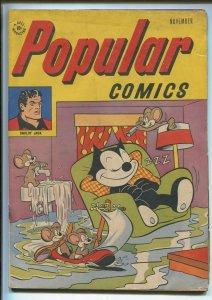 POPULAR #141 1947-DELL-FELIX-GASOLINE ALLEY-SMILIN' JACK-vg