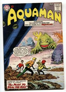 Aquaman #8 1963- DC Silver Age High Grade FN/VF