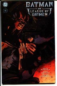 Batman: League Of Batmen-Doug Moench-#2-TPB-trade