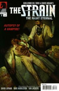 Strain, The: The Night Eternal #3 VF/NM; Dark Horse | save on shipping - details