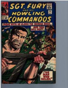 Sgt. Fury #23 (Marvel, 1965)