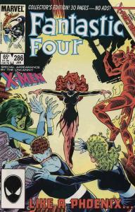 Fantastic Four (Vol. 1) #286 VF/NM; Marvel | save on shipping - details inside