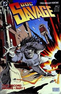 Doc Savage #5 (1989)