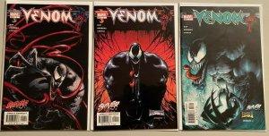Venom shiver run:#1-3 6.0 FN (2003)
