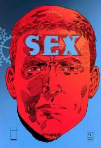 Sex (2013 series) #7, NM + (Stock photo)