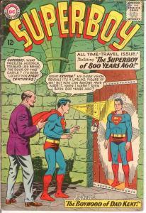 SUPERBOY 113 GOOD  June 1964 COMICS BOOK