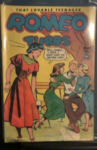Romeo Tubbs #26 (1950)