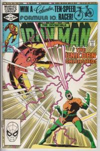 Iron Man #154 (Jan-82) NM- High-Grade Iron Man