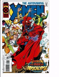 Astonishing X-Men Complete Marvel Comics Ltd Ser # 1 2 3 4 Wolverine Gambit J59