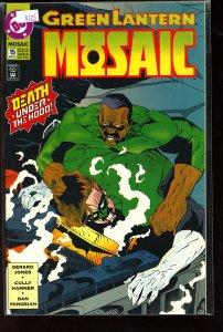 Green Lantern: Mosaic #15 (1993)