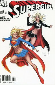Super Girl #5 Cover C 1st Printing Ian Churchill & Michael Turner DC Comics 2006