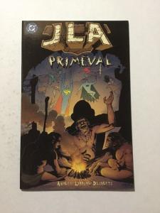 JLA Primeval 1 NM Near Mint