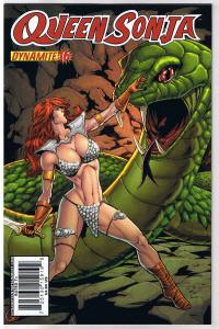 QUEEN RED SONJA #16, NM-, She-Devil, Sword, Carlos Rafael, 2009,more RS in store