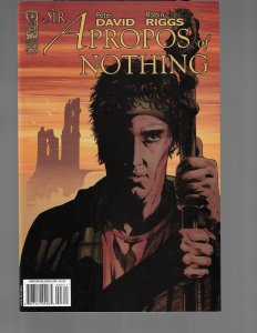 Sir Apropos of Nothing #3 (IDW, 2008) Trevor Goring Cover