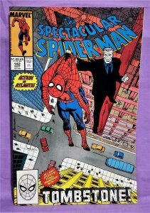 Gerry Conway SPECTACULAR SPIDER-MAN #142 Sal Buscema (Marvel, 1988)!