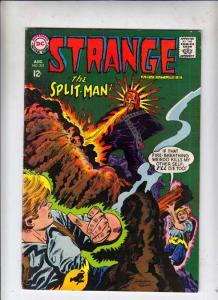 Strange Adventures #203 (Aug-67) VF- High-Grade The Split-Man