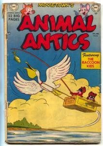 Animal Antics #30 1951-DC comics-RACCOON KIDS- MAYER ART G