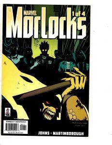 Morlocks Complete Marvel Comics Ltd Series # 1 2 3 4 Angel Dust Deadpool J309