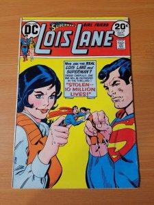 Superman's Girl Friend, Lois Lane #134 ~ FINE FN ~ (1973, DC Comics)