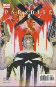 SALE! - PARADISE X #7 - PUNISHER - , MARVEL - BAGGED & BOARDED