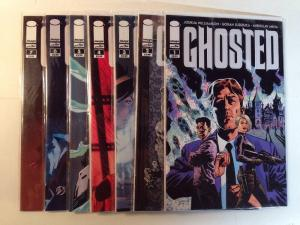 Ghosted 1-7 Near Mint Lot Set Run Williamson
