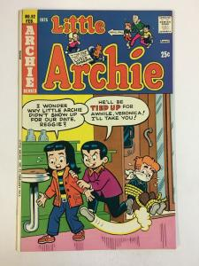 LITTLE ARCHIE (1956-1983)92 VF-NM Feb 1975 COMICS BOOK