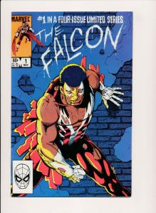 Marvel Comics THE FALCON #1  ~ VF/NM 1983 (HX837)