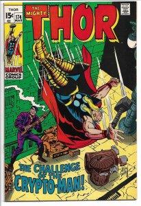 Thor #174 (1970) VF-NM