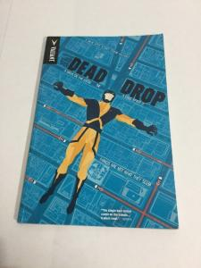Dead Drop Tpb Vf Very Fine Collects 1-4 Valiant