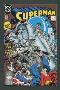 Superman #19 /  9.6 NM+  July 1988
