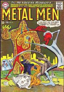 Metal Men (1963 series) #14, VG+ (Stock photo)