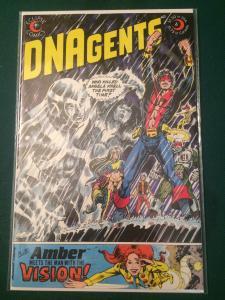 DNAgents #4 vol 1