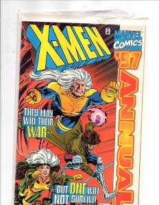 Marvel Comics X-men Annual 1997