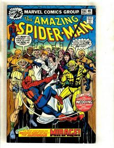 Lot Of 5 Amazing Spider-Man Marvel Comic Books # 156 157 158 159 160 Goblin GK5
