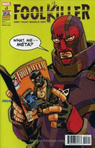 Foolkiller (3rd Series) #3 VF/NM; Marvel   save on shipping - details inside