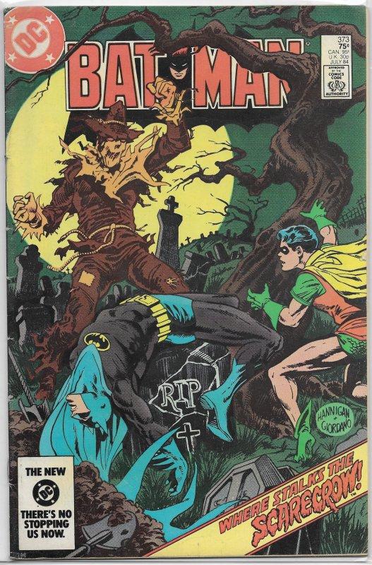 Batman   vol. 1   #373 GD