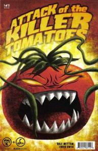 Attack Of The Killer Tomatoes - # 1 NM Viper Comics 2008