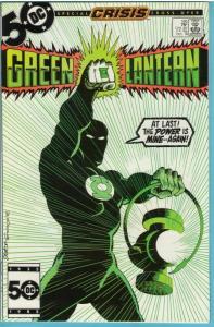 Green Lantern 195 Dec 1985 NM- (9.2)