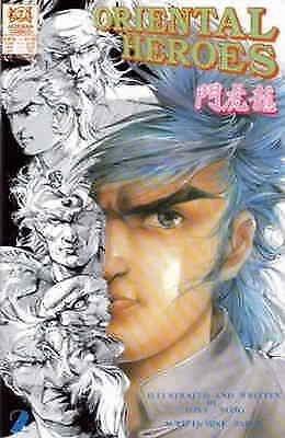 Oriental Heroes #2 VF/NM; Jademan | save on shipping - details inside
