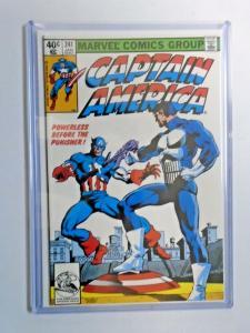 Captain America #241 - JC Penny reprint - 1st Series - see pics - 9.0 - 1993