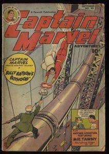 Captain Marvel Adventures #88 VG 4.0 Qualified Read Description!