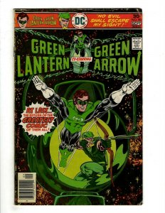 10 Green Lantern and Green Arrow DC Comics 90 91 92 93 94 95 96 97 98 99 J461