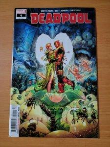 Deadpool #4 (LGY#304) ~ NEAR MINT NM ~ 2018 Marvel Comics