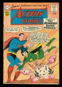 ACTION COMICS #274 1961-DC COMICS-SUPERMAN LOIS LANE VG