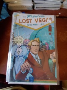 Lost Vegas #1 (2013)