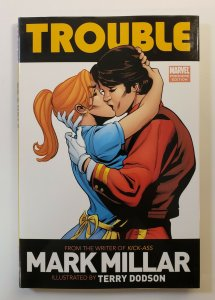TROUBLE MARVEL PREMIERE EDITION HARD COVER GRAPHIC NOVEL NM