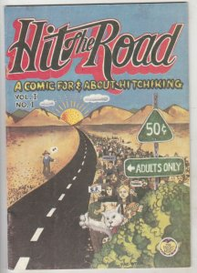 Hit the Road #1 (Jan-71) FN/VF Mid-High-Grade