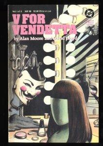 V for Vendetta #1 NM- 9.2