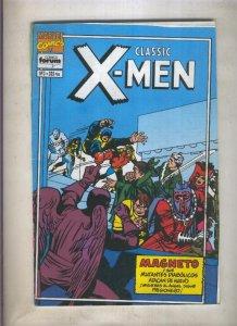 Classic X Men volumen 2 numero 03: Prisioneros: un hombre X  (numerado 3 en t...