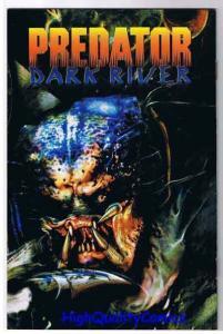 MONKEYMAN & O'BRIEN Preview w/ Predator & Tarzan, 1996, NM+
